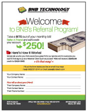 Welcome to BNBs Referral Program